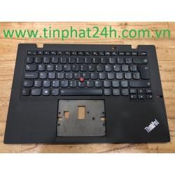 Thay Bàn Phím - KeyBoard Laptop Lenovo ThinkPad X1 Carbon Gen 3 460.01403.0011 SM20G18629