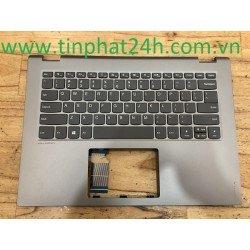 Thay Bàn Phím - KeyBoard Laptop Lenovo Yoga 520-14 520-14ISK 520-14IKB Flex 5-14 Flex 5-1470