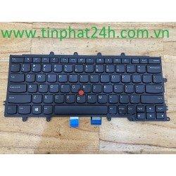 Thay Bàn Phím - KeyBoard Laptop Lenovo ThinkPad X230S X240 X240S X250 X260 X250S X270 X275 X280 01EN548 CS13X-83US