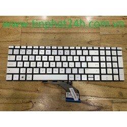 Thay Bàn Phím - KeyBoard Laptop HP 15-CN 15-CW 15-CR 15-CS 15-DA 15-DB 15-DF 15-CW 17-BY 17-CA 15-DU NSK-XN1LN 4B+NEZ01.001-A02