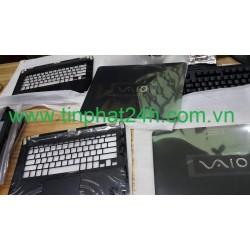 Thay Vỏ Laptop Sony Vaio SVF143 SVF14326SCB SVF1431V6CP SVF14316SCB SVF14325YCW SVF143A1QT SVF143A1RT SVF143A2TT
