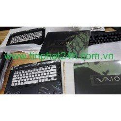 Thay Vỏ Laptop Sony Vaio SVF14 SVF141