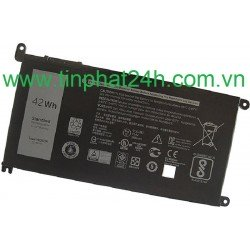 Thay PIN Laptop Dell Inspiron 13 7000 7378 N7378