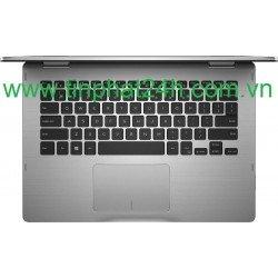 Thay Bàn Phím - Keyboard Laptop Dell Inspiron 13 7000 7378 N7378