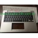 Thay Bàn Phím - Keyboard Laptop Asus X201 X201E 90NB00L2-R31GE0