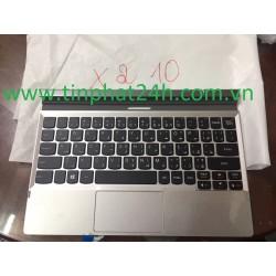 """Thay Bàn Phím - Keyboard Lenovo Miix 2-10 Miix 2-11 11.6"""" 3MJ02TALV00"""