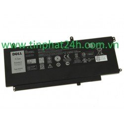 Thay PIN - Battery Laptop Dell Inspiron 15 7000 7547 7548 N7547 N7548 15-7000 43Wh D2VF9 0YGR2V 0PXR51 4P8PH