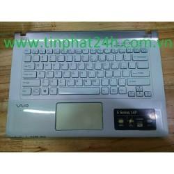 Thay Vỏ Laptop Sony Vaio SVE14 SVE14AE11W SVE14A25CVW