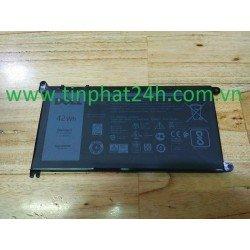 Thay PIN - Battery Laptop Dell Inspiron 13 5000 5368 5378 WDX0R 0T2JX4