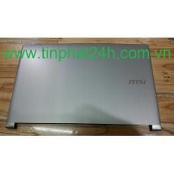 Thay Vỏ Laptop MSI PL62 MS-16JD MX150 E2P-6J4A111-P89 3076J4A111P89
