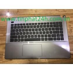 Thay Bàn Phím Laptop Asus X450 X450C X450J A450 A450G