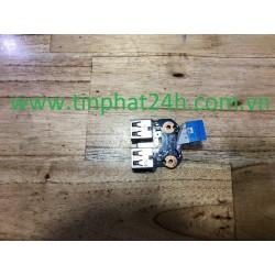 Board USB Laptop HP Pavilion 450 1000 CQ45 455