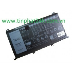 Thay PIN - Battery Laptop Dell Inspiron 15 7000 7567 7566 357F9