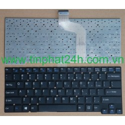 Thay Bàn Phím Laptop Sony Vaio SVT14 SVT141A11L SVT141C11L