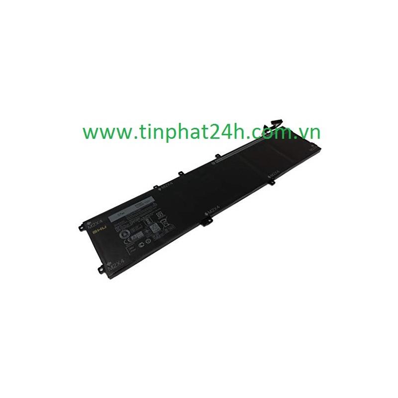 Battery Laptop Dell XPS 15 9570 9560 9530 Precision M5530