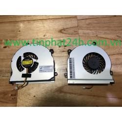 Thay FAN Quạt Tản Nhiệt Laptop Samsung NP355V5C NP365E5C NP355V4C NP350V5C
