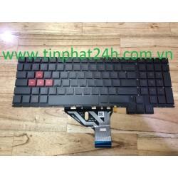 Thay Bàn Phím - KeyBoard Laptop HP OMEN 15-CE 15-CE011DX 15-CE198WM 15-CE018NP 15-CE018DX 15-CE0XX 15-CE054 15-CE019DX