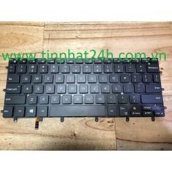 Thay Bàn Phím - KeyBoard Laptop Dell XPS 13 9343 9350 9360