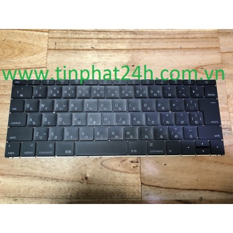 Thay Bàn Phím - KeyBoard MacBook A1534