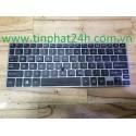 Thay Bàn Phím - KeyBoard Laptop Toshiba Portege Z30