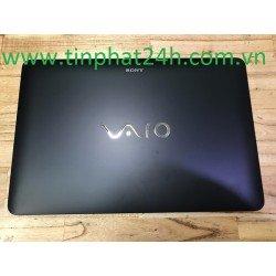 Thay Vỏ Laptop Sony Vaio SVF152 SVF153 SVF151 SVF152A29W SVF152A29M SVF1521T2EB 3FHK9LHN070 Cảm Ứng