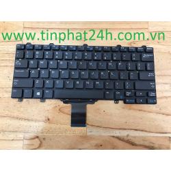 Thay Bàn Phím - KeyBoard Laptop Dell Latitude E7270 E5270 E7275 E7350 E3150 E3160 XPS 9250 0MJ8HY PK131DK3A00