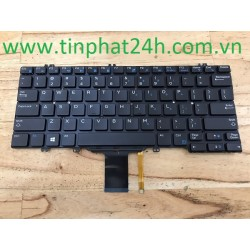 KeyBoard Laptop Dell Latitude E7280 E7290 E7380 E7390 E5280 E5289 00NPN8