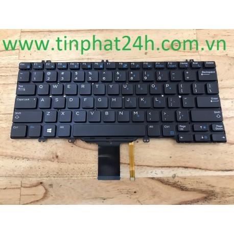 Thay Bàn Phím - KeyBoard Laptop Dell Latitude E7280 E7290 E7380 E7390 E5280 E5289 00NPN8