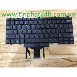 Thay Bàn Phím - KeyBoard Laptop Dell Latitude E5470 E7470 E5450 E5480 E5490 E5491 E5495 E7480 E7490 06NK3R