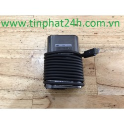Thay Sạc - Adapter Laptop Dell 9250 7370 7373 45W Type C 20V-2.25A 0HDCY5
