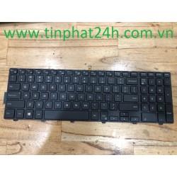 Thay Bàn Phím - KeyBoard Laptop Dell Inspiron 3567 3568 3576 3578 3558 3559 5558 5559