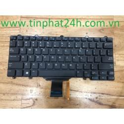 Thay Bàn Phím - KeyBoard Laptop Dell Latitude E5250 E7270 E5270